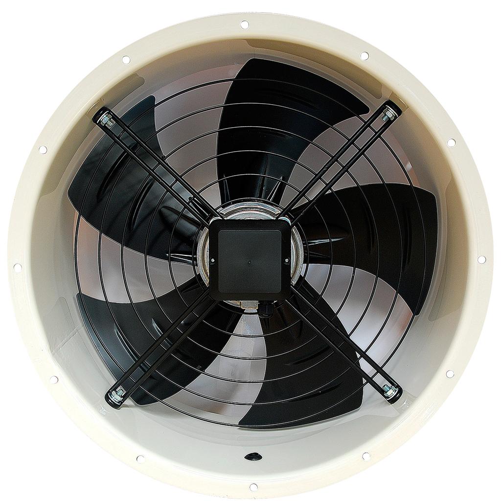Ventiladores Axiales 1