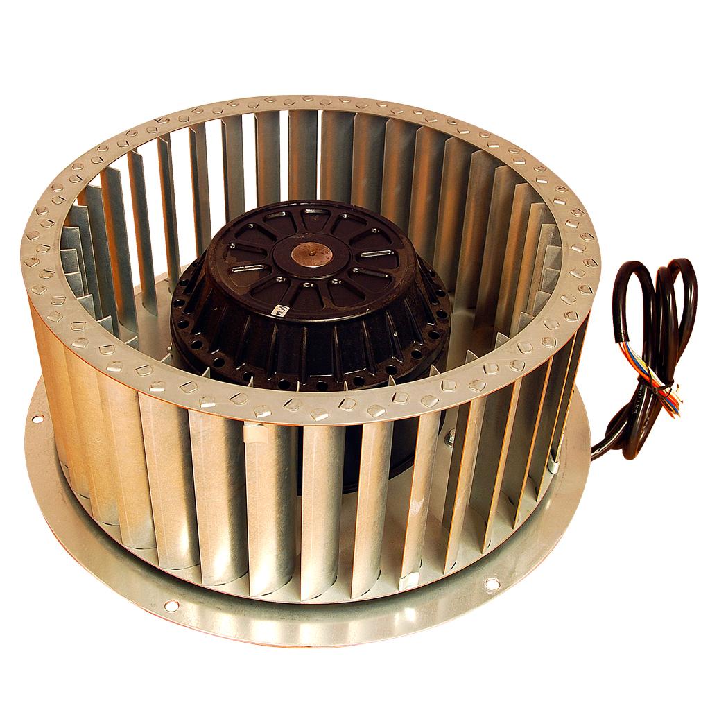 Centrífugos de baja presión (Multialetas) - Simple entrada con acople directo 3