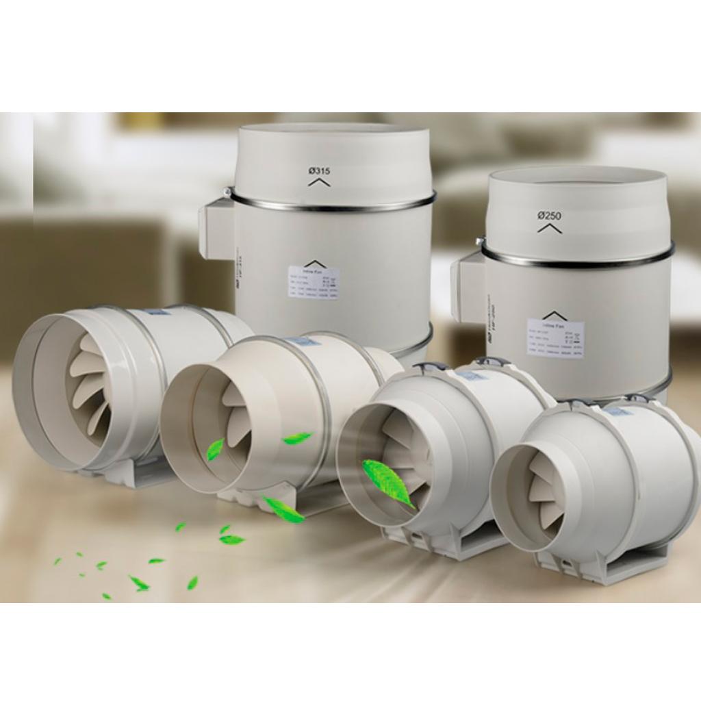 Ventiladores Helicocentrífugos 2