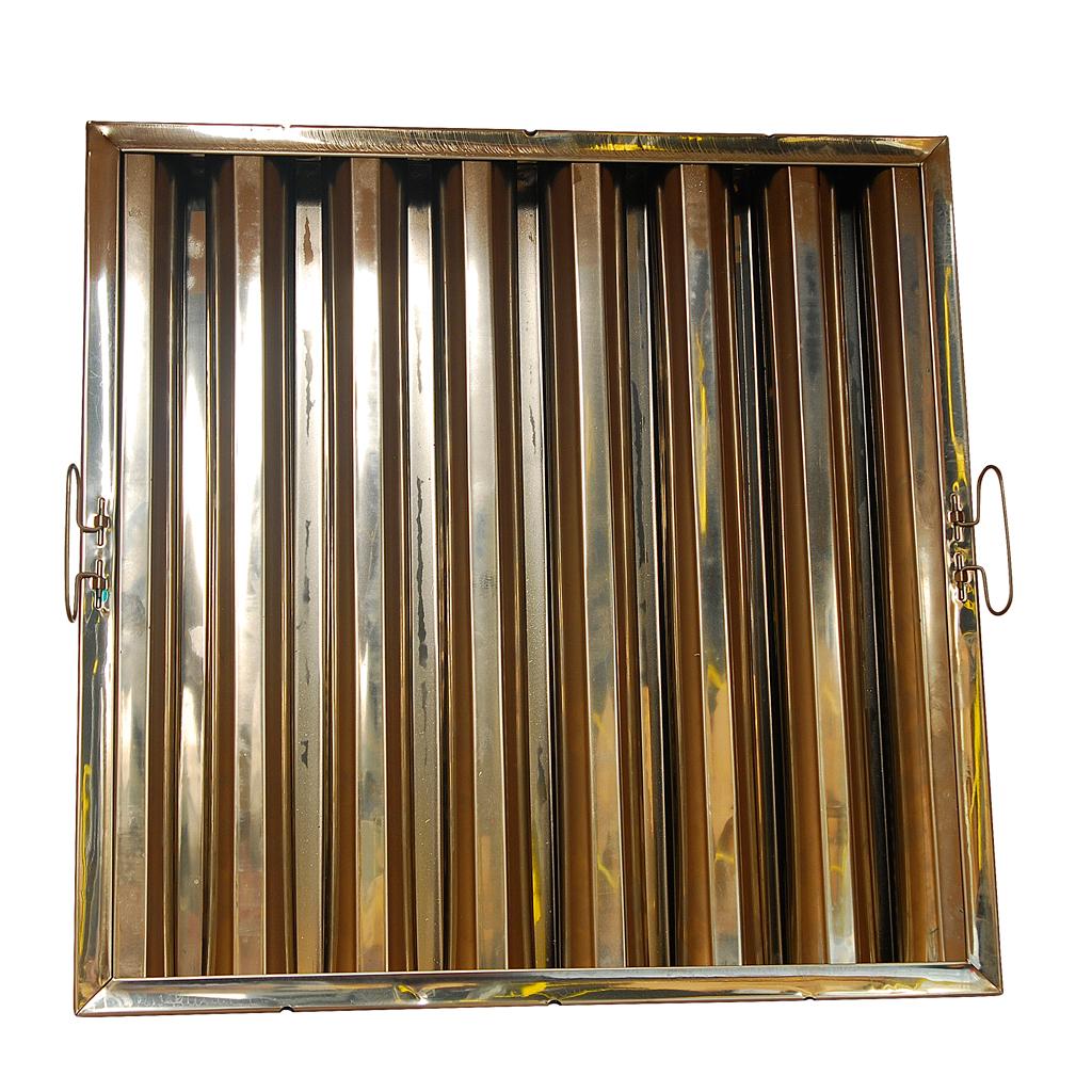 Filtros para campanas de cocinas (Grasas y aceites) 2
