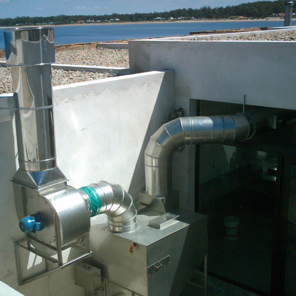 Lavadores de gases 2