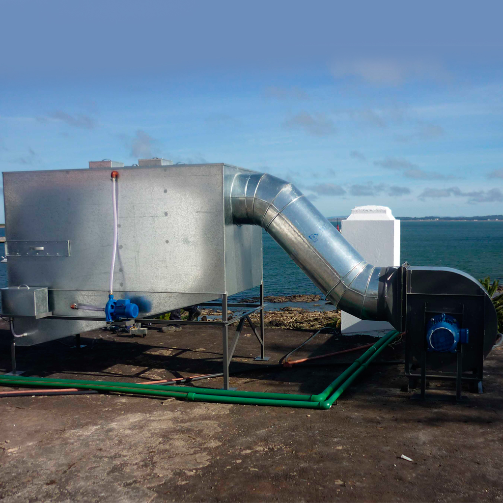 Lavadores de gases 1