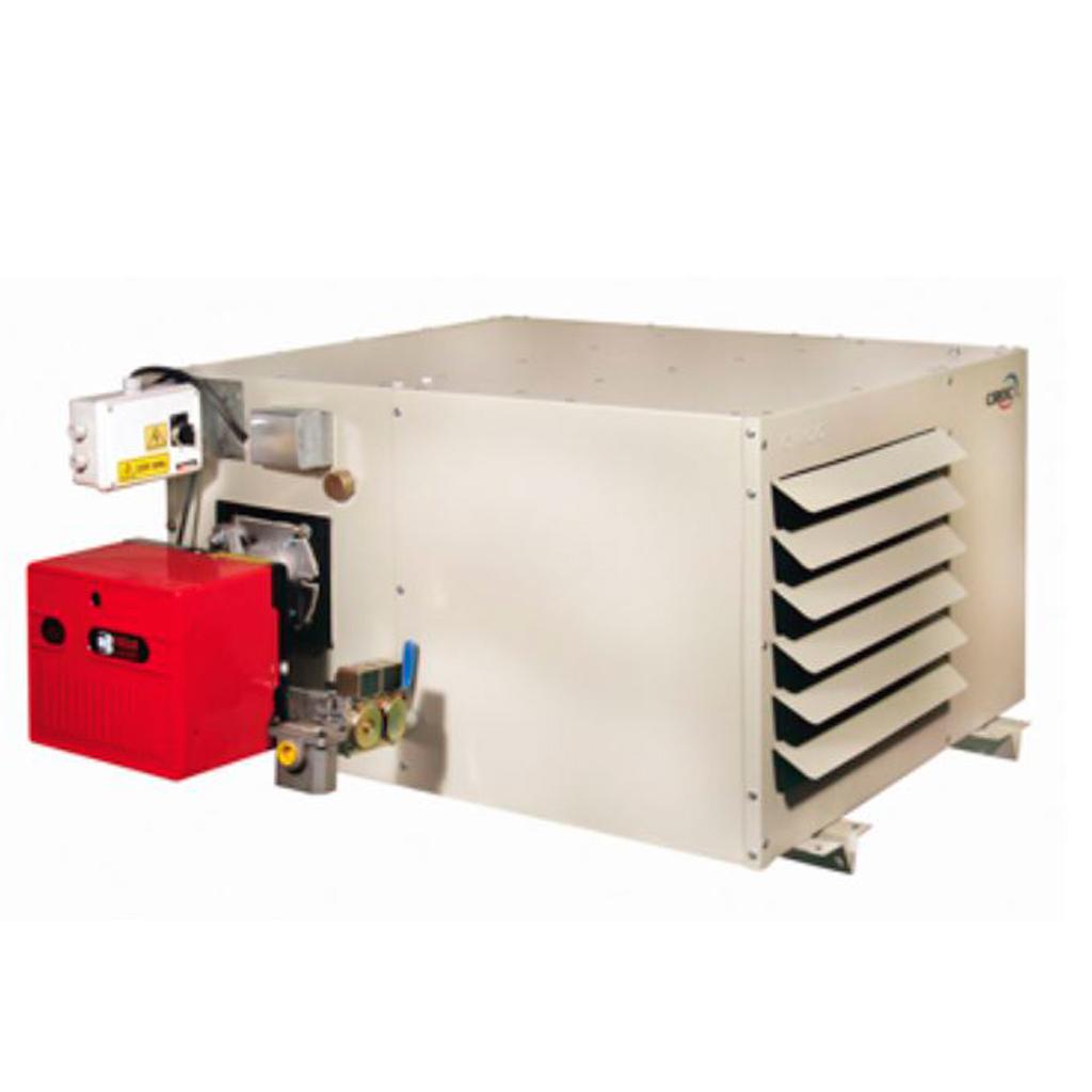 Generadores de aire caliente 2