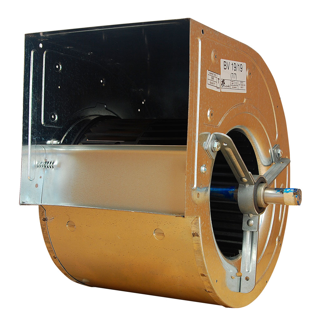 Centrífugos de baja presión doble entrada directos y a transmisión 3
