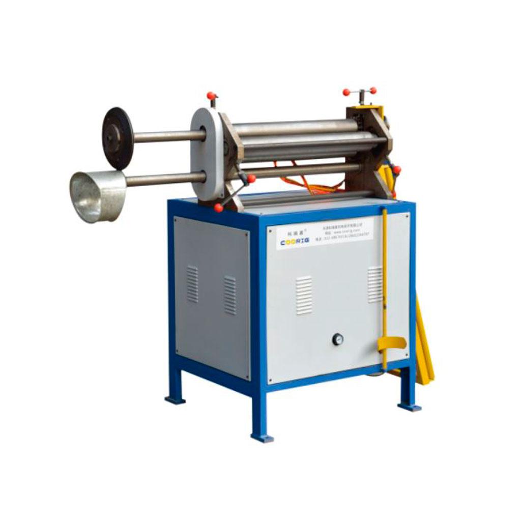 Maquinas para fabricación de ductos 1