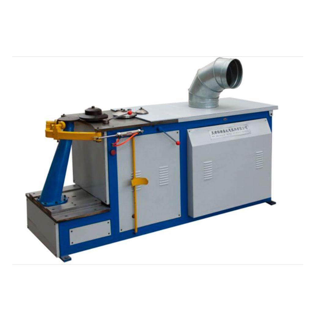 Maquinas para fabricación de ductos 4