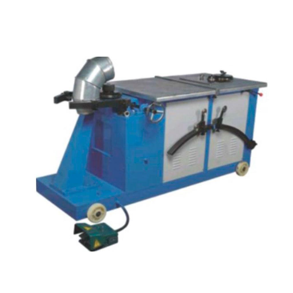 Maquinas para fabricación de ductos 5