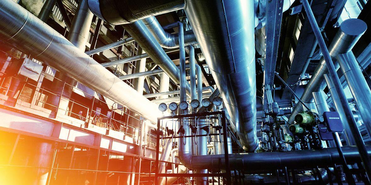 Dise o de ventilaci n en naves industriales suministros - Naves industriales de diseno ...