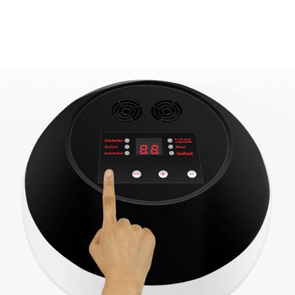 Generador de Ozono y Purificador de aire, desinfecta, esteriliza, desintoxica 3