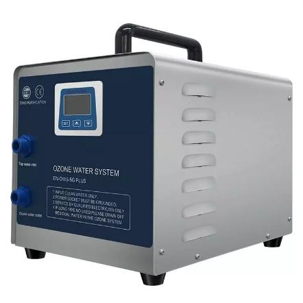 Sistema de ozono purificador de agua 1
