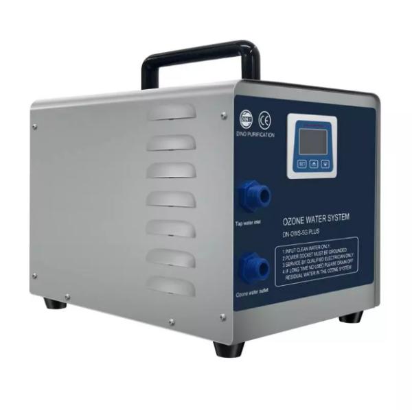 Sistema de ozono purificador de agua 3