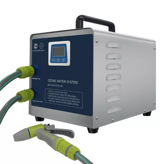 Sistema de ozono purificador de agua 2