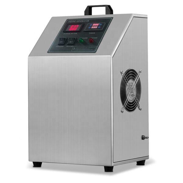 Generador de Ozono Portátil, desinfección de aire, agua y superficies 1