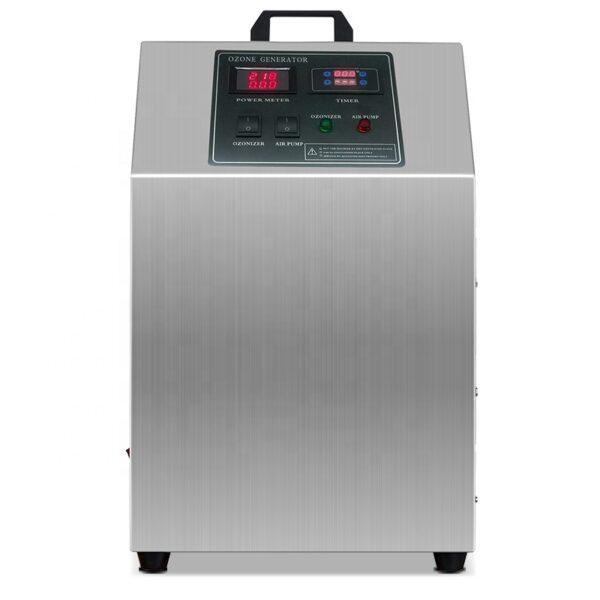 Generador de Ozono Portátil, desinfección de aire, agua y superficies 5