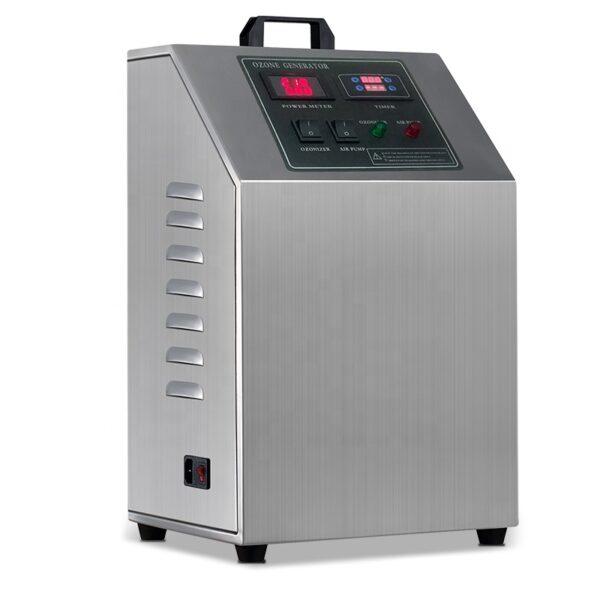 Generador de Ozono Portátil, desinfección de aire, agua y superficies 4