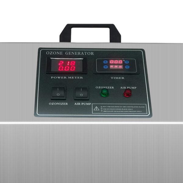 Generador de Ozono Portátil, desinfección de aire, agua y superficies 3