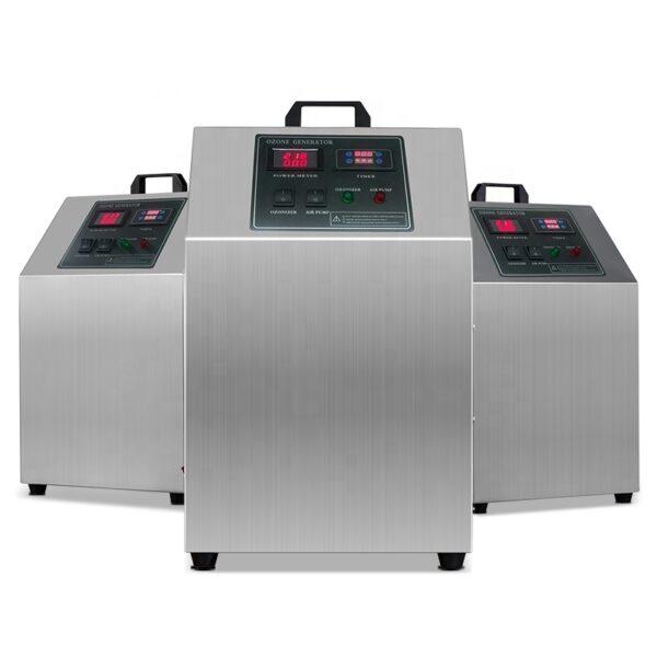 Generador de Ozono Portátil, desinfección de aire, agua y superficies 2