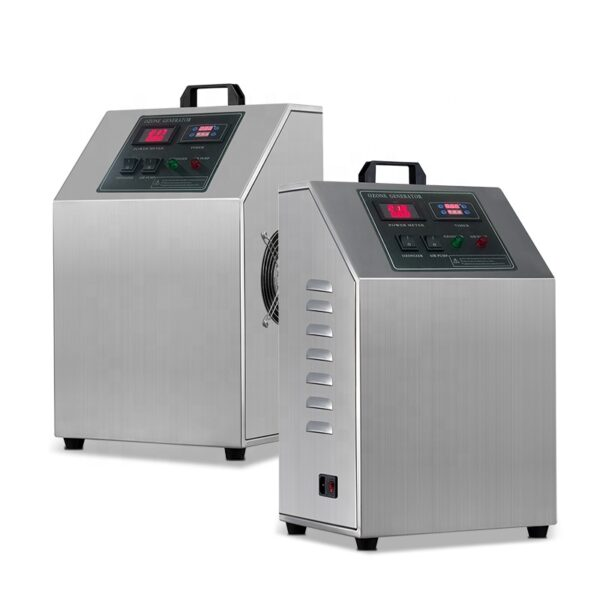 Generador de Ozono Portátil, desinfección de aire, agua y superficies 6